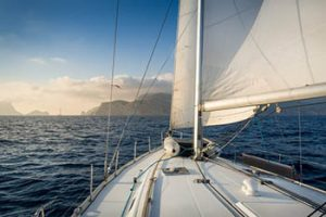 WIND IN OUR WITNESSING SAILS