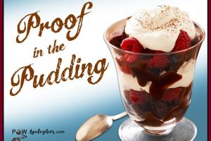final jpeg - Proof in Pudding